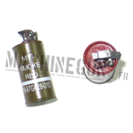 U.S. Smoke grenade (red)