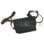US M7 ruberized gas mask bag