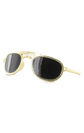 Gold color plated Sunglasses