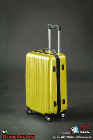 Travel Case (Yellow)