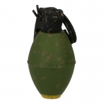 Worn M26 Fragmentation Grenade (Olive Drab)