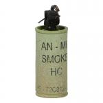 AN M8 HC Smoke Grenade (Olive Drab)