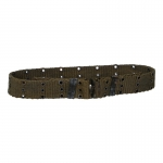 Worn M67 Davis Buckle Equipment Belt (Olive Drab)