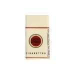 Paquet de cigarettes Lucky Strike (Beige)