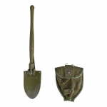 M51 Folding Intrenching Tool with Cover (Olive Drab)