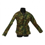 OG-107 Class II Tropical Combat Jacket (ERDL)