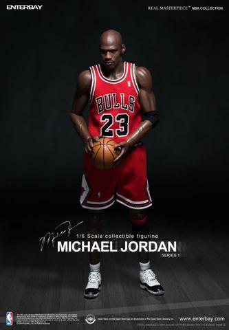 NBA Collection - Michael Jordan Series 1 (Road Edition) 4e737ee52