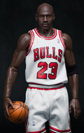 NBA Collection - Michael Jordan Series 1 (Home Jersey Edition)
