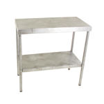 Table de laboratoire (Gris)