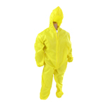 NBC Lab Suit (Yellow)