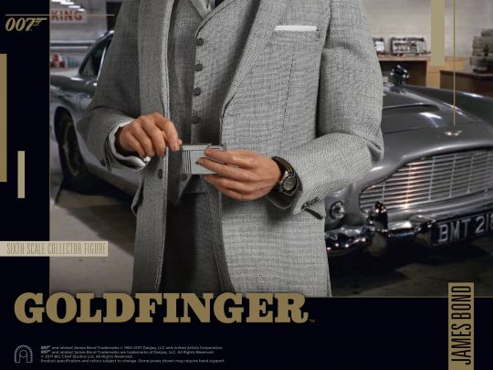 Goldfinger - James Bond