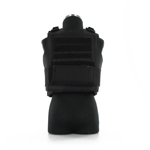 RBA Black body armor