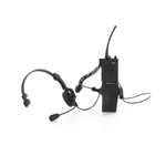 MX300R Motorola radio w/ single side traveler Headset