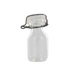 Glass jar (2,3cm x 1,2cm)