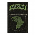 Patch Screaming Eagle 101st Airborne (Olive Drab)