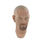 Headsculpt Bryan Cranston