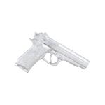 Beretta Handgun (Silver)