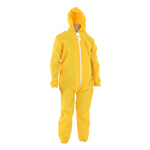 Chemical Protective Clothing (Yellow)