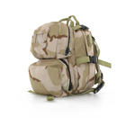 Desert camo three colors patrol back pack