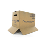 Carton camouflage