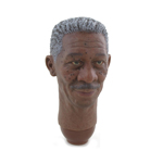 Morgan Freeman Headsculpt