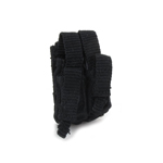 Handgun and HK MP5 Magazines Pouch ( Black)