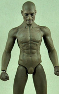 Seamless African Male Body