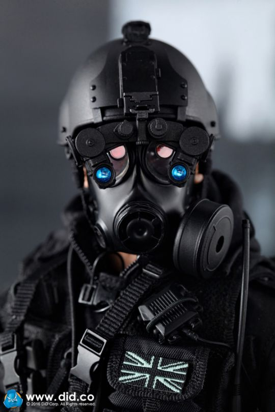 British Special Air Service (SAS)
