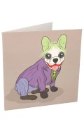 Why So Serious? Post Card