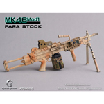 MK46MOD1-para stock Machinegun (Desert)