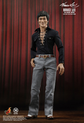 Bruce Lee (In Casual Wear)