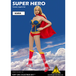 Set Super Hero Kara