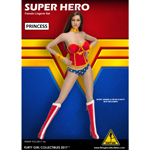 Set Super Hero Princess