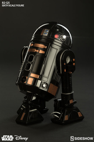 Star Wars : Episode VI - R2-Q5 Imperial Astromech Droid