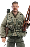 2nd Ranger Battalion France 1944 - Private 1st Class Danny US Army Sniper