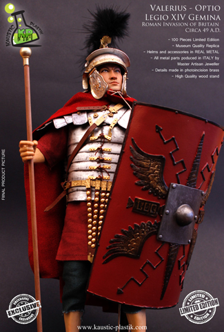 Legio XIV Gemina - Valerius Optio (Exclusive Edition)