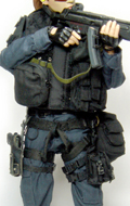 SWAT 2.06 Female Set (Blue)