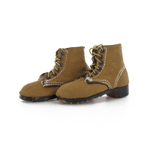 Anckle Boots (Tan)