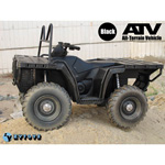 ATV All-Terrain Vehicle (Noir)