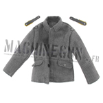 Fliegerbluse 1940 jacket w/ shoulder tabs