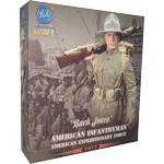 American Infantryman of Expeditionary Force 1917 - Buck Jones