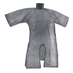 Chainmail Hauberk (Grey)