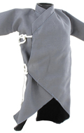 Chinese Traditional Clothes (Grey)