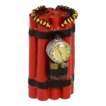 Bombe pains de dynamite (Rouge)