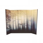 Forest Diorama Background (Beige)