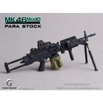 MK46 MOD0-para stock (Black)
