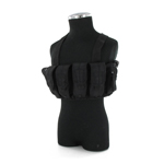 SF Chest Rig noir
