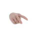 Main droite femme européenne (Type E)