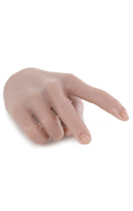 Female Caucasian Right Hand (Type E)