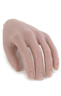 Female Caucasian Left Hand (Type A)